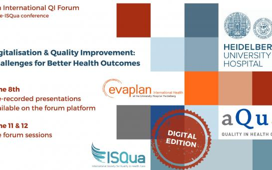 Forum title, organisers and logos